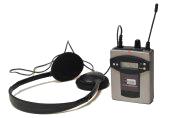 System audio dla tłumaczy